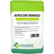 Mango Africano 1200mg/100 tabletas
