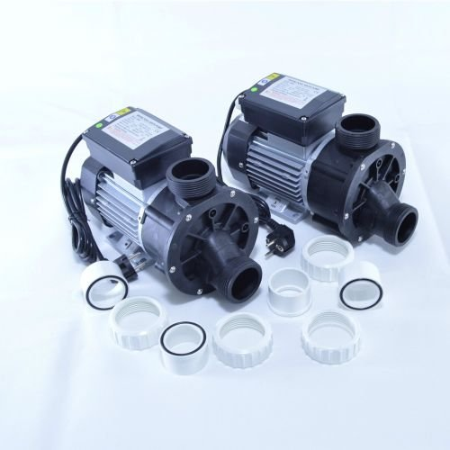 Whirlpool Pumpe SPA JA50 Zirkulationspumpe Filterpumpe 370 Watt Sehr leise