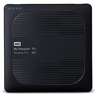 WD My Passport Wireless Pro - Disco Duro Externo portátil de 1 TB con Wi-Fi AC, SD y USB 3.0 (B01MT60Q7Z)   Amazon price tracker / tracking, Amazon price history charts, Amazon price watches, Amazon price drop alerts