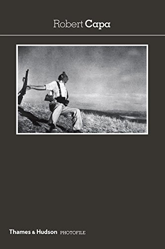 Robert Capa (Photofile) por Jean Lacouture