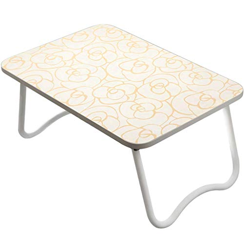 Einfaches Bett Schreibtisch/Computer Schreibtisch Verstellbarer Tragbarer Laptop-Schreibtisch Faltbares Sofa Frühstücksraum, Laptop-Schreibtisch (Farbe : A1, größe : 600X400X280mm) -