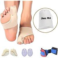 Hallux Valgus Korrektor Hilfsmittel für Fußpflege Kit,Dee Plus Orthopädische Zehenspreizer Pads Fuß Schmerzmittel... preisvergleich bei billige-tabletten.eu
