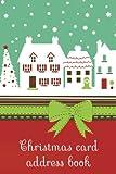 Christmas card address book:...