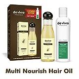 Best Hair Loss  For Women - de vivre Multi Nourish Hair Oil & de Review