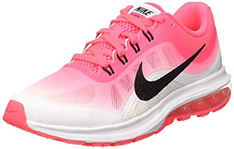 Nike Unisex-Kinder Air Max Dynasty 2 Gs Turnschuhe, Pink (Racer Pink/Black/White), 36 EU