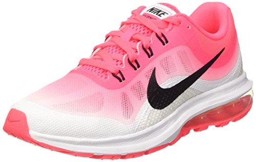 Nike Air Max Dynasty 2 Gs, Scarpe da Ginnastica Bambina Rosa (Racer Pink/Black/White)