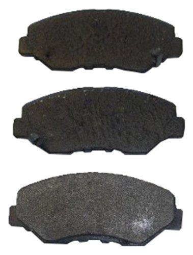 Preisvergleich Produktbild Japanparts PA-401AF Bremsbelagsatz, Scheibenbremse - (4-teilig)