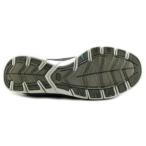 Womens Sneakers Skechers Gratis alta Soaring Gray