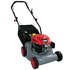 Xceed ex40slm Tondeuse à essence 41cm Largeur de coupe, 1,7kW (2,3PS), Cylindrée 99cm3, 30-70mm Hauteur de coupe, 40L à herbe