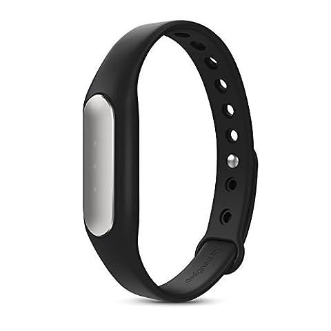 [Version mise à jour] Xiaomi Bracelet intelligent léger optimisé IP67
