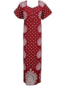 Mogul Interior -  Camicia da notte  - Donna rosso red XXL