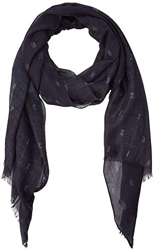 ARMANI EXCHANGE Fish Fantasy Scarf 8b71afd53e