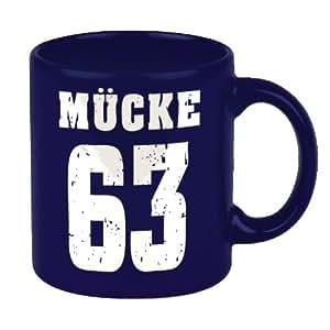 Mug Noire MÜCKE 63 Tasse Café