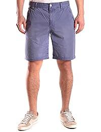 Gant Homme MCBI131005O Bleu Coton Shorts