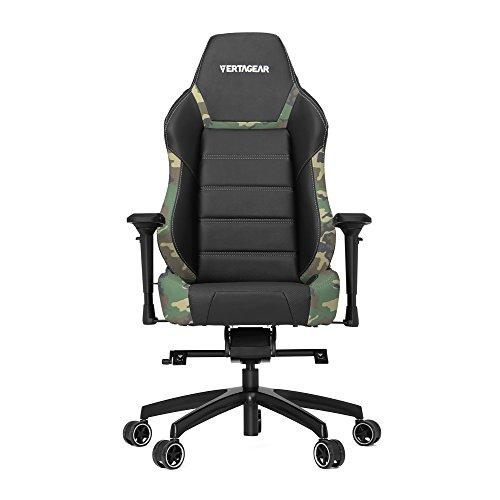 Vertagear Silla de Gaming VG-PL6000 Negro Black/Camouflage X-Large