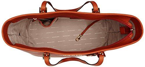 Michael Kors Jet Set Travel Saffiano, Sac cabas Arancione