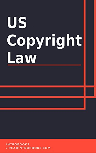 US Copyright Law by [IntroBooks]