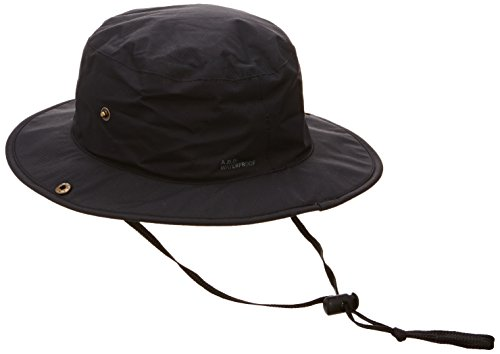 Imagen de sealskinz hut waterproof trail hat   de senderismo, color negro, talla m