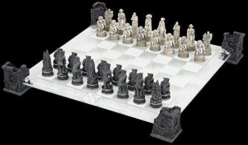 Nemesis Now - vampire et loup-garou jeu d'échecs