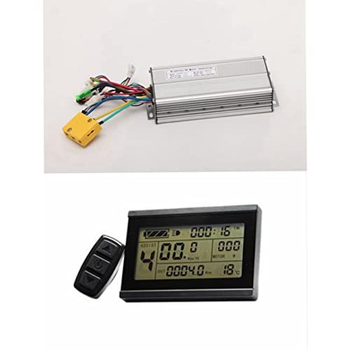 41wJe1cIGTL. SS500  - NBPOWER 48V 1500W 35A Brushless DC Motor Controller Ebike Controller +KT-LCD3 Display One Set,used for 1500W Ebike Kit.