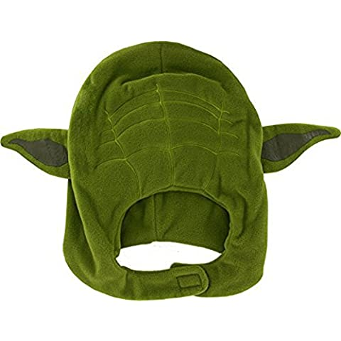 Star Wars Yoda Mascot Beanie Hat