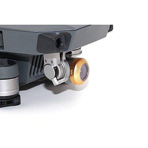 TELESIN UV Filter, ND Filter Set, nd-pl Filter Set für DJI Mavic Pro RC quadacopter