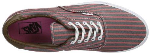 Vans U Era 59, Baskets mode mixte adulte Rose - Pink ((Stripes) pink/)