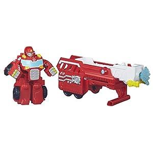 Playskool Heroes Transformers Rescue Bots Hook and Ladder Heatwave by Transformers