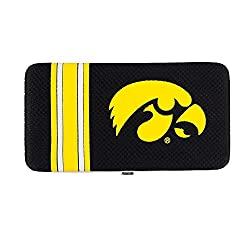 NCAA Iowa Hawkeyes Shell Mesh Wallet