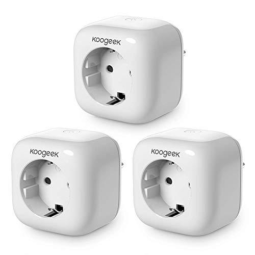 Koogeek presa intelligente Wi Fi attivato Smart Plug Compatibile con...