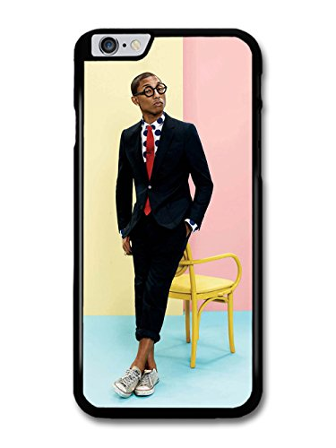 Pharrell Nerd Outfit Wearing Glasses hülle für iPhone 6 Plus 6S (Nerds Outfits)