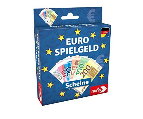 Noris 606521013 Euro Spielgeld Scheine