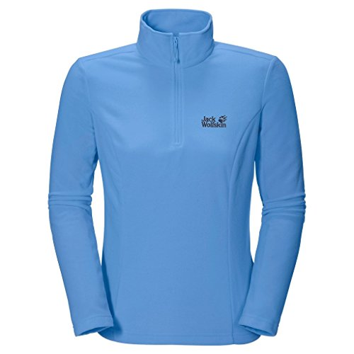 Jack Wolfskin Damen Fleecepullover Gecko, air blue, XL, 17553-1095005