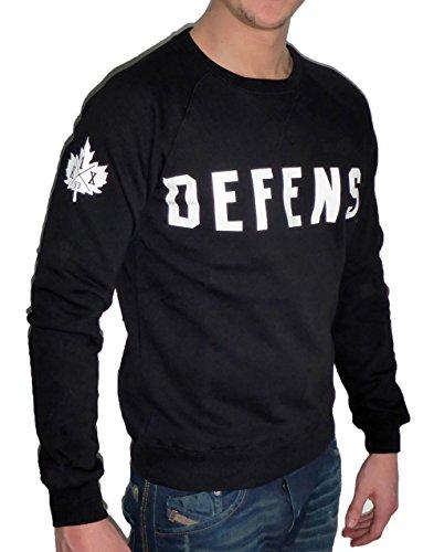 weiß K1X D S K1X schwarz schwarz Herren Sweatshirt O Schwarz zqRva