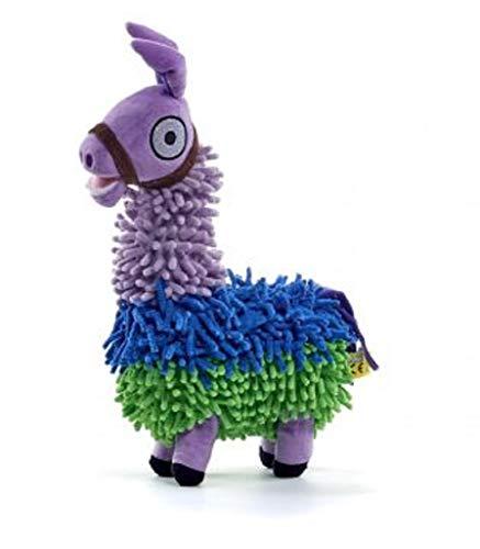 Marlowe The Llama 33cm Tall Colorful Llama Soft Toy Animal Alpaca NUOVISSIMO
