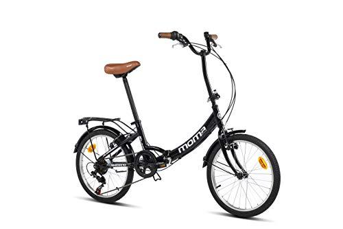 """Faltbares Fahrrad First Class 20"""", Aluminium, SHIMANO 6V, Komfortsattel"""