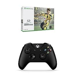 Xbox One S 1TB + Control Extra + Fifa17