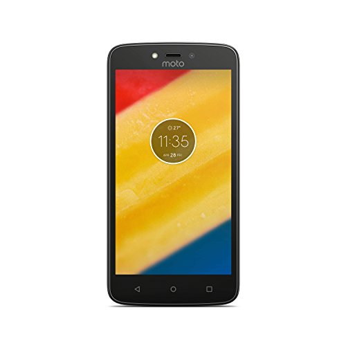 Motorola Moto C Plus Smartphone, Memoria Interna da 16 GB, Whole Gold