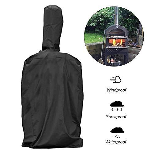 Abdeckung Für Pizzaofen - Wetterfeste Schutzhülle & Outdoor Ofen Pizza Abdeckhaube,Wasserdichter Wetterschutz,für - Den Pizzaöfen Garten Für