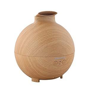 Excelvan 500ml Aroma Diffuseur Humidificateur LED à ultrasons diffuseur de parfum Humidifier Aromathérapie woodg Rain