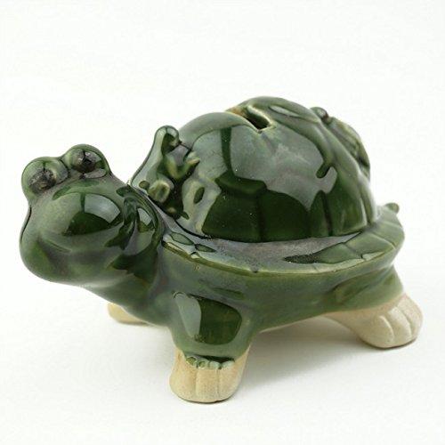 lachineuse Hucha, diseño de Tortuga, Color Verde