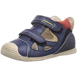 Zapatos primeros pasos de piel