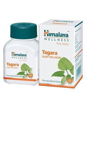 Himalaya Wellness Tagara Sleep Tablets (60 PCS)