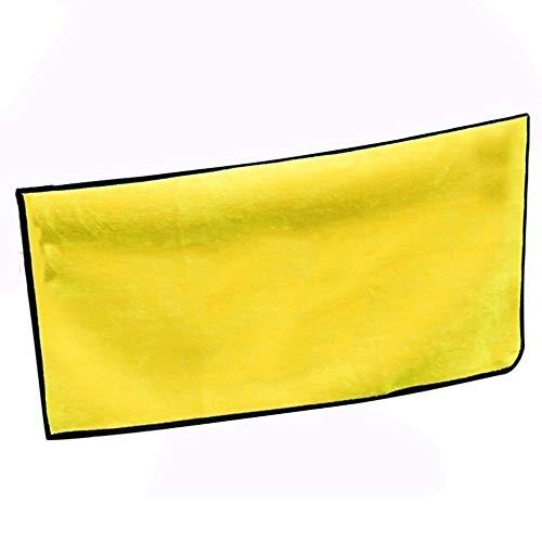AILOVA Haustier Handtuch,Hund Handtuch Weich Feine Faser Haustier Badetuch Super saugfähig schnelltrocknend zum Baden Reinigung Pflege?3 Größen? (100 * 55)