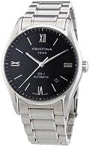 Certina Herren-Armbanduhr XL Analog Automatik Edelstahl C006.407.11.058.00