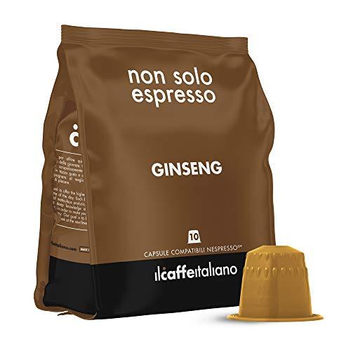 50 Ginsengkapseln mit dem Nespresso System kompatibel - Il Caffè Italiano