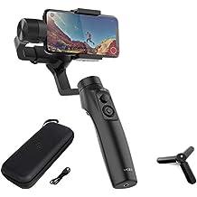 MOZA Mini-Mi Reacondicionado Estabilizador para iPhone/3 Axis Estabilizador Smartphone Gimbal, onvierte tu móvil en una cámara Inteligente para Grabar en Movimiento (Reacondicionado)