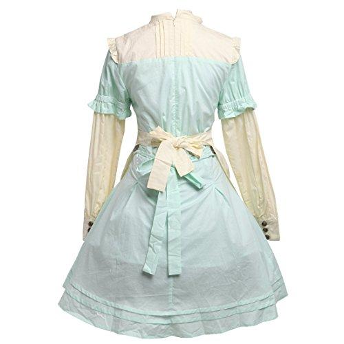 Partiss - Robe de chambre - Femme Vert - Vert