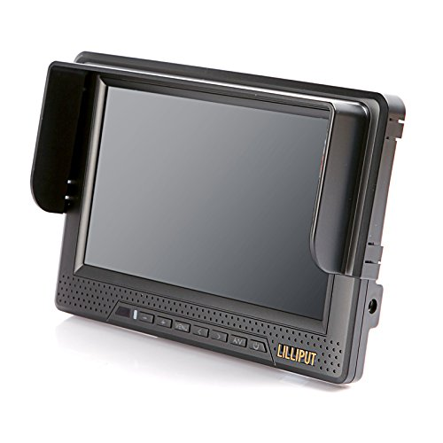 Für DSLR (Canon Nikon Sony Olympus Panasonic Pentax) Video Camera Camcoder LILLIPUT 668GL-70NP/H/Y 7