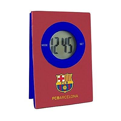 Seva Import 3002176 Reloj Barcelona, Negro, S